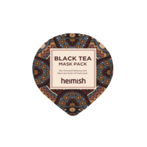Heimish BLACK TEA MASK PACK BLISTSER 5ml sample