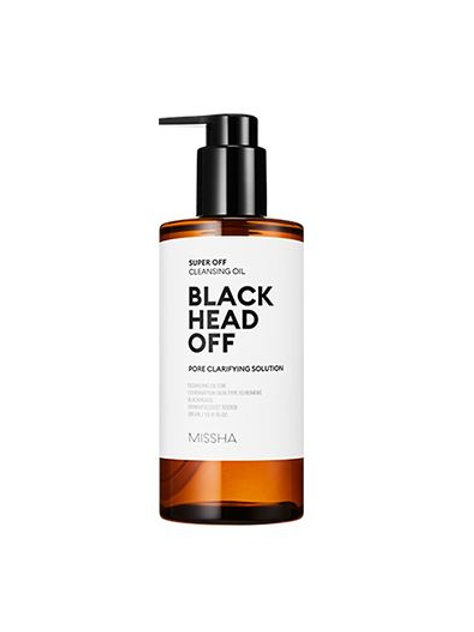 Missha Super Off Cleansing Oil - Black Head Off