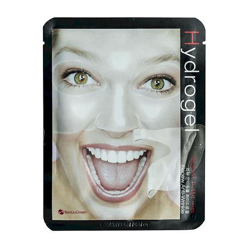 BeauuGreen  Hydrogel Mask 1ea - Renew Anti-wrinkle