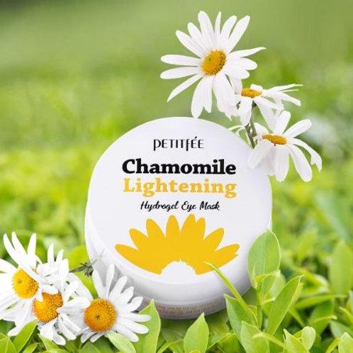 Petitfee Hydrogel EYE Mask (eye patch) - Chamomile Lightening