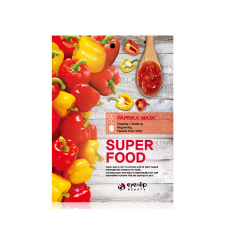 EYENLIP Super Food Mask (10ea) - Paprika