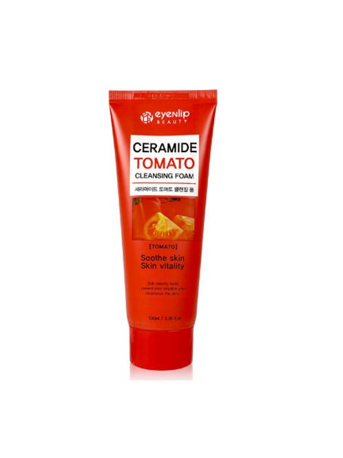 EYENLIP Ceramide Cleansing Foam - Tomato