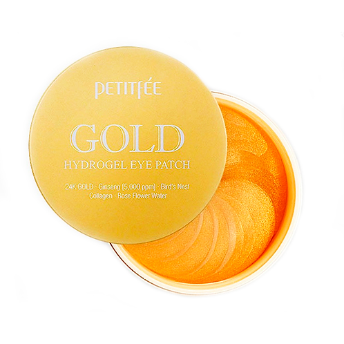 Petitfee Hydrogel Eye PATCH - Gold