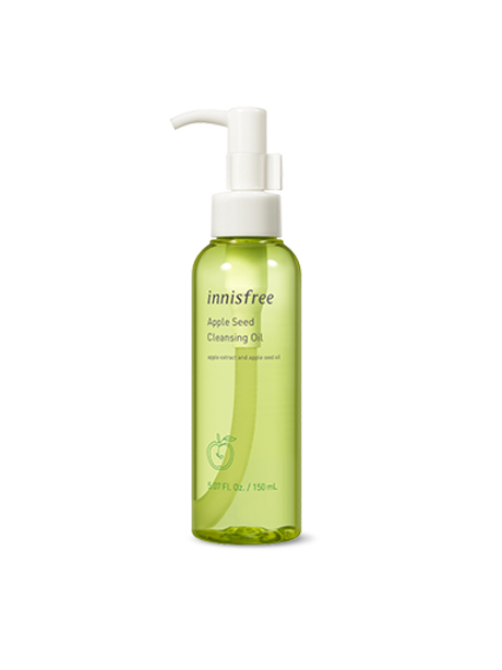 Innisfree cleansing oil - Apple seed
