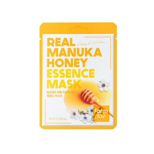 Farmstay Real Essence Mask (10ea) -  Manuka Honey