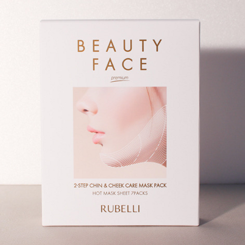 RUBELLI Beauty Face Premium - 1 Sheet
