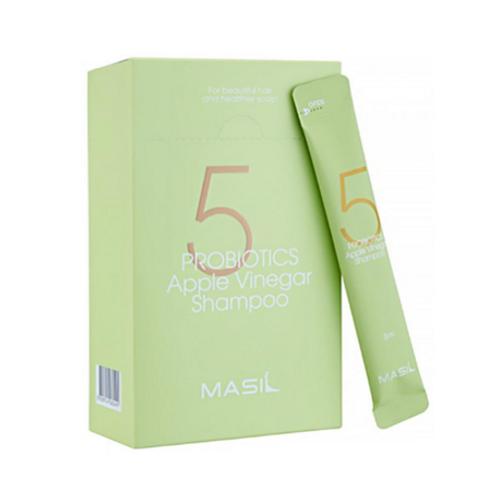Masil 5 Probiotics Apple Vinegar Shampoo Pouch (8ml x 20ea)