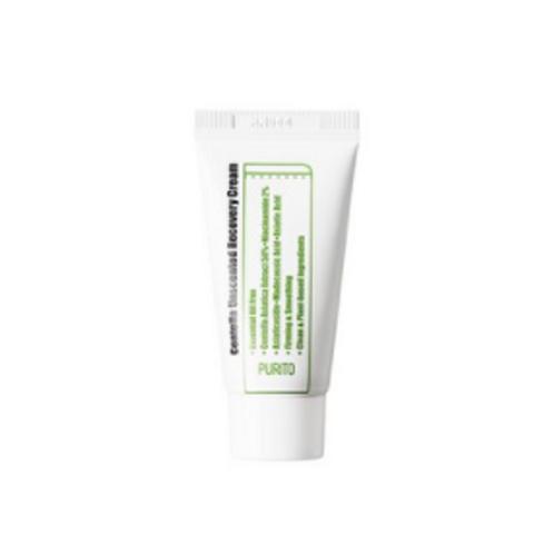 Purito  Centella Unscented Recovery Cream (Mini)- 12ml