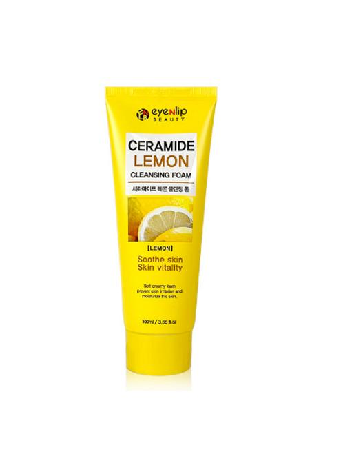 EYENLIP Ceramide Cleansing Foam - Lemon