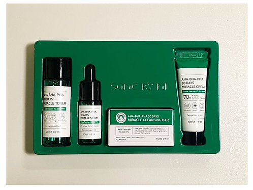 SOME BY MI AHA-BHA-PHA 30 DAYS MIRACLE STARTER KIT - Edition
