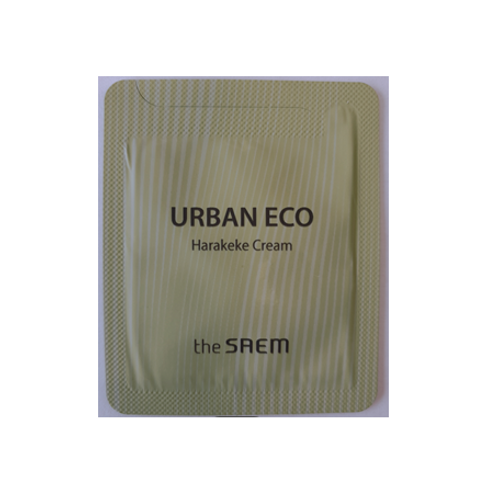 The Saem Urban Eco Harakeke Cream (10ea) - Sample
