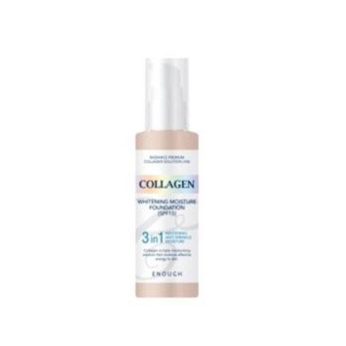 Enough Moisture Foundation Collagen Whitening #21
