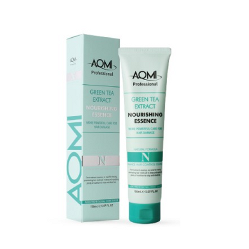 AOMI Green Tea Extract Essence 150ml - Nourishing 1+1