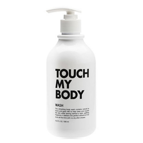 ESTHETIC HOUSE CP-1 Touch My Body Goat Milk Body Wash 500ml