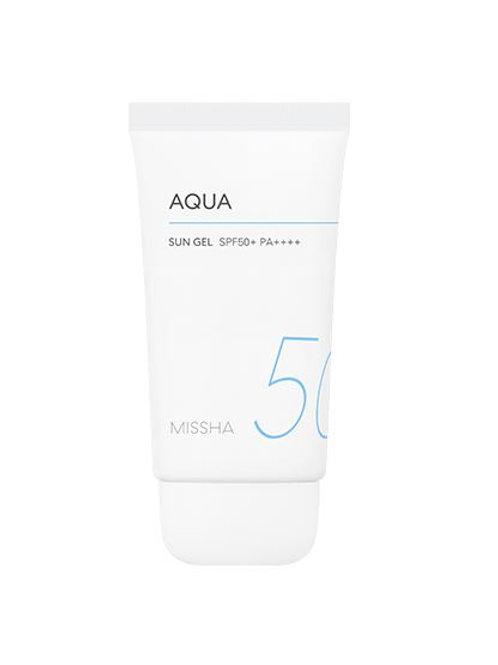 Missha All Around Safe Block - Aqua Sun Gel SPF50+ PA++++