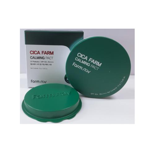 Farmstay Cica Farm Calming Pact + Refill ( SPF50+ PA++++) - #21