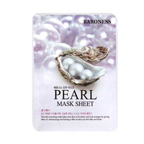 Baroness Mask Sheet - PEARL(10ea)