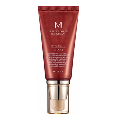 Missha M Perfect Cover BB Cream  50ml - #23 (Natural Beige)