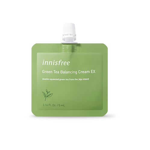 Innisfree Green Tea Balancing Cream EX 5ml