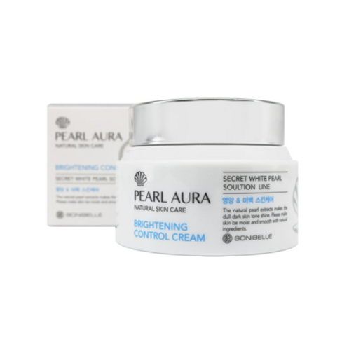 BONIBELLE  PEARL AURA Brightening Control Cream 80ml