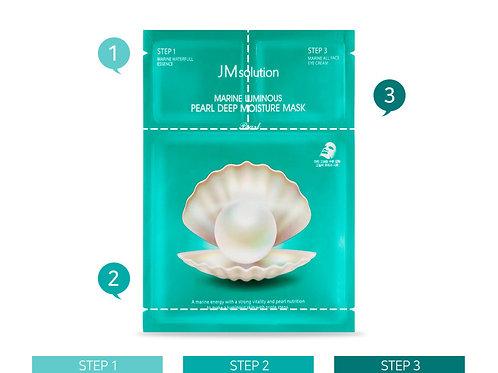 JM Solution Luminous Pearl Deep Moisture - Marine Mask (1ea)