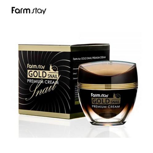 FarmStay Gold Snail Premium Cream-50ml