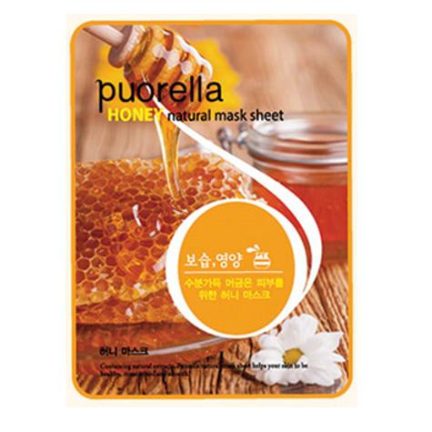 Puorella Mask Sheet - HONEY(10ea)