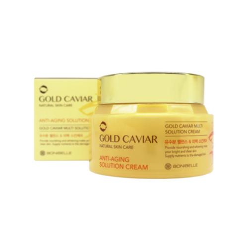BONIBELLE GOLD CAVIAR Anti - Aging Solution Cream 80ml