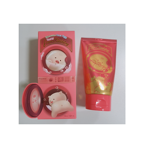 Elizavecca Clean Piggy Pink energy Foam Cleansing 120ml