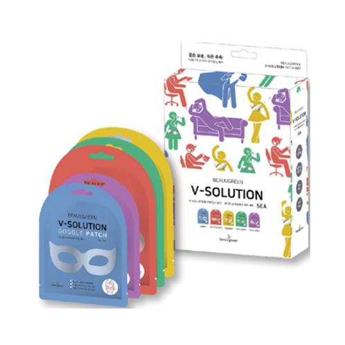 BeauuGreen V-Solution Patch SET (5EA)