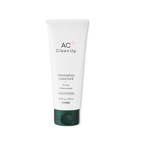 ETUDE HOUSE AC Clean Up Cleansing Foam - Renewal