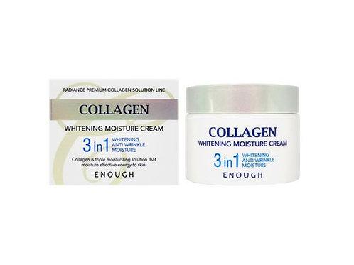 Enough Collagen  Moisture Cream Whitening