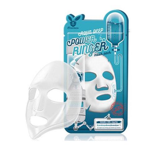 Elizavecca Deep Power Ringer Mask Pack - Aqua (10ea)