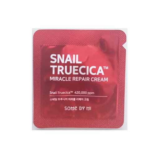 SOME BY MI Snail Truecica Miracle Repair Cream (10ea) -Sample