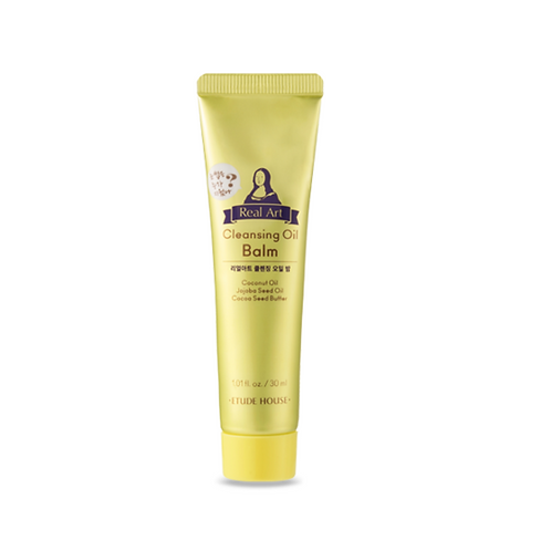 Etude House Real Art Cleansing Oil Balm 30ml