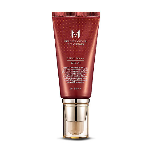 Missha M Perfect Cover BB Cream SPF42/PA+++ 50ml - #23