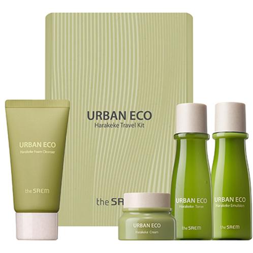 The Saem Urban Eco Harakeke Travel 4 Kit