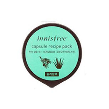 Innisfree Capsule Recipe Pack - Jeju Bija & Aloe