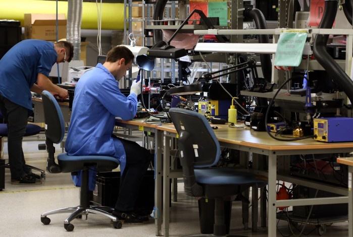 Manufacturing - Hanza