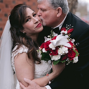 Danny and Inez Wedding