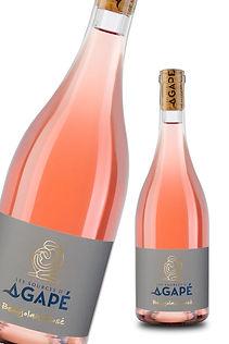 Les Sources d Agape Beauolais Rose bouteille 2.jpg