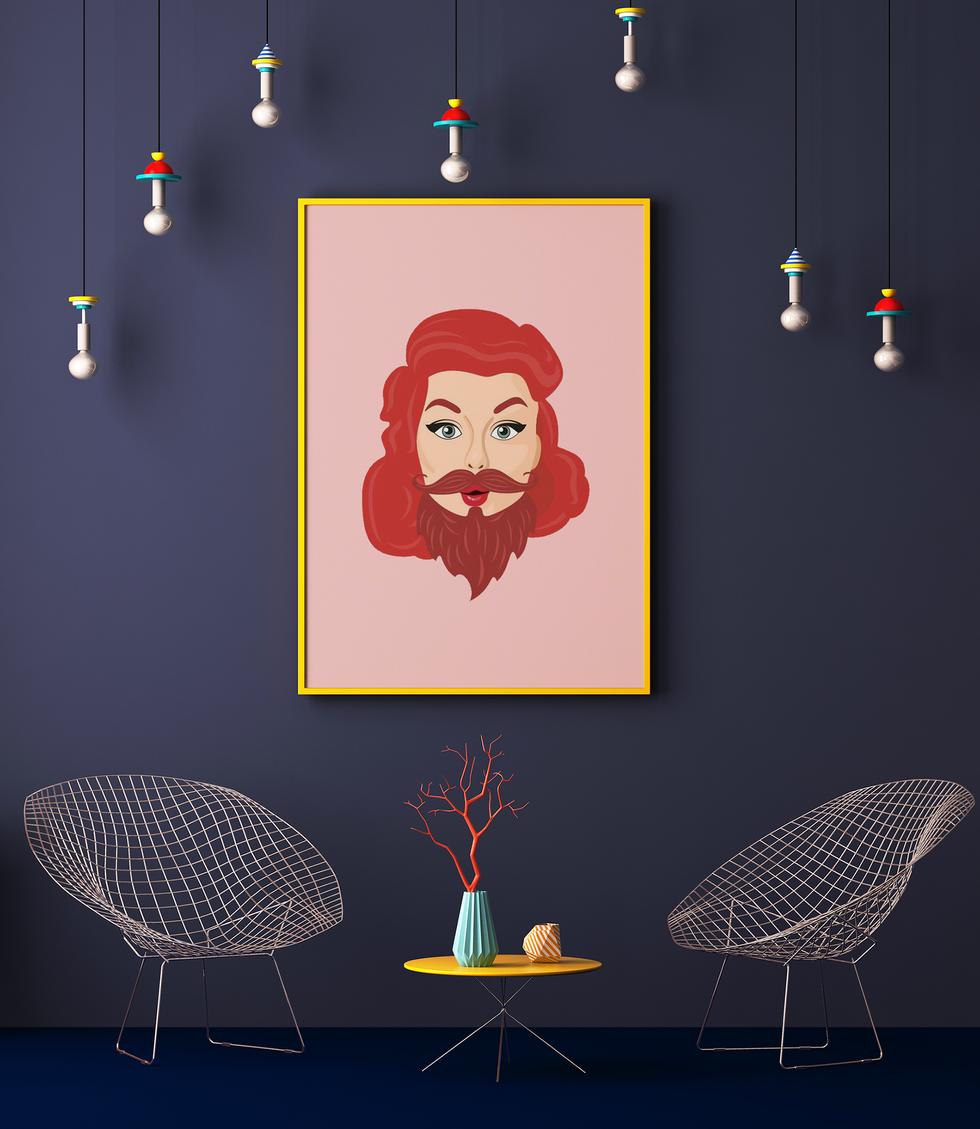 La Femme à Barbe
