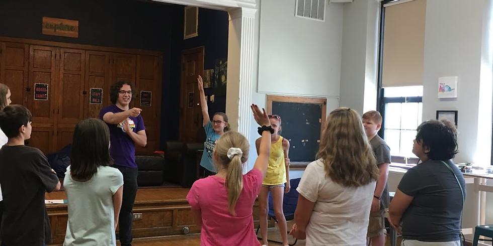 Drama Kids Workshop February