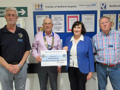 Friends of Bedford Hospital
