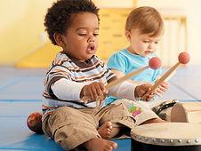 Aula de Música 7- Tallers per a nadons.