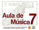 Aula de Música 7- Escola de Música a Barcelona. Tots els nivells, estils i edats.