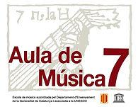 Aula de Música 7-Matrícula abierta todo el año