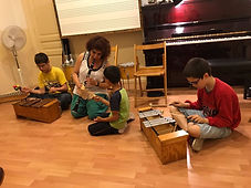 Aula de Música 7- Aula Inclusiva i musicoteràpia