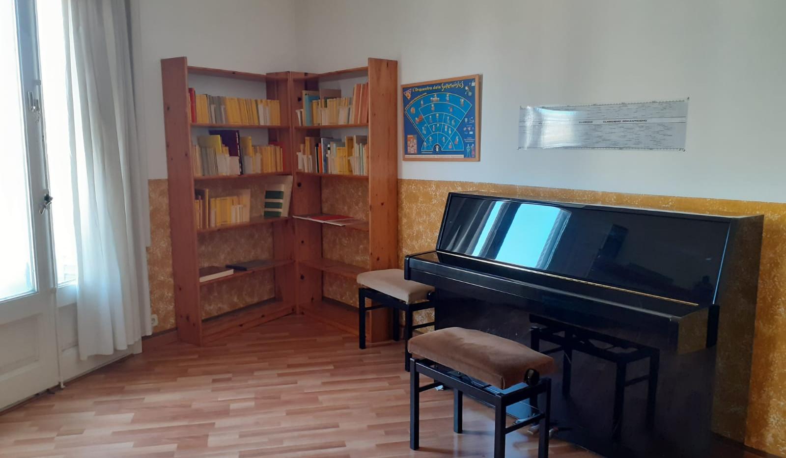 Aula de Música 7- Pianos