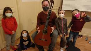 Mostra d'instruments: La Guitarra